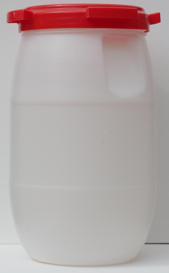 30 l-es műanyaghordó