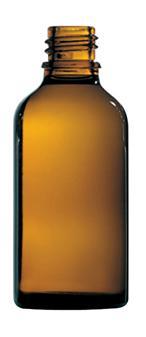 50 ml-es gyógyszeres üveg