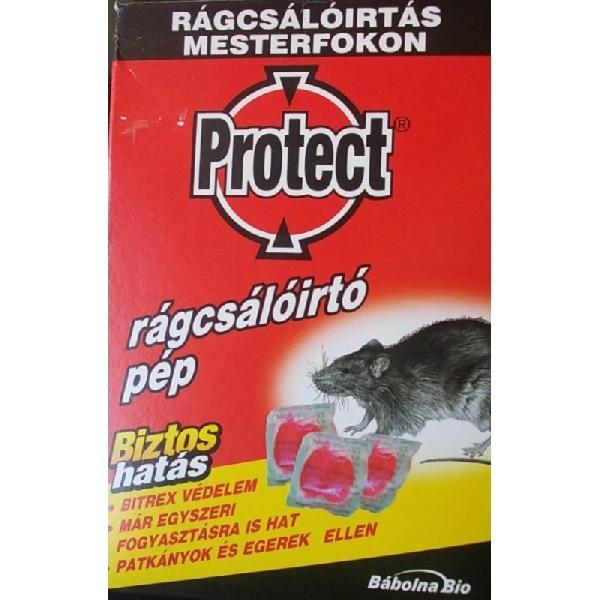 Protect rágcsálóírtó pép 150gr