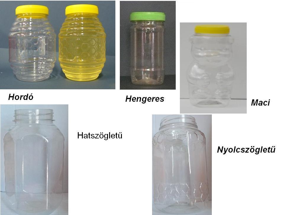 Műanyag macik,flakonok ,tálcák és tsai